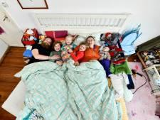 Ouders en kinderen die bed delen: 'Al die handjes en voetjes, ik kan niet meer zonder'