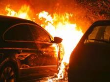 Het was even rustig in Oss, maar nu is het opnieuw raak: auto uitgebrand in Ussen