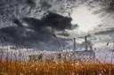 Donkere wolken boven de IJsselcentrale