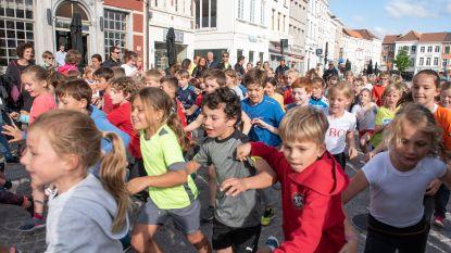 Met duizend aan de start van de KBO-Run in Oudenaarde