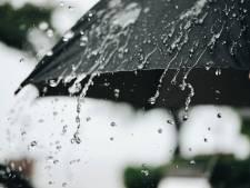 Maandsom aan regen in Drachten zaterdag