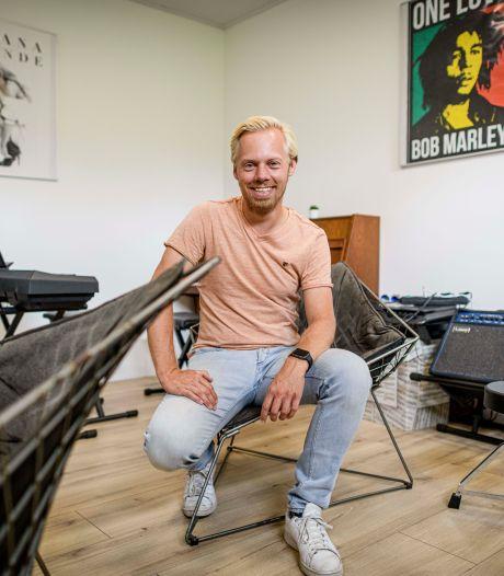 Popschool Twenterand bruist van plannen in nieuw onderkomen: 'We moeten veel meer klooien met instrumenten'