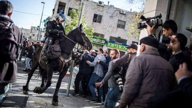 Abbas roept Palestijnen op protest tegen Israël voort te zetten