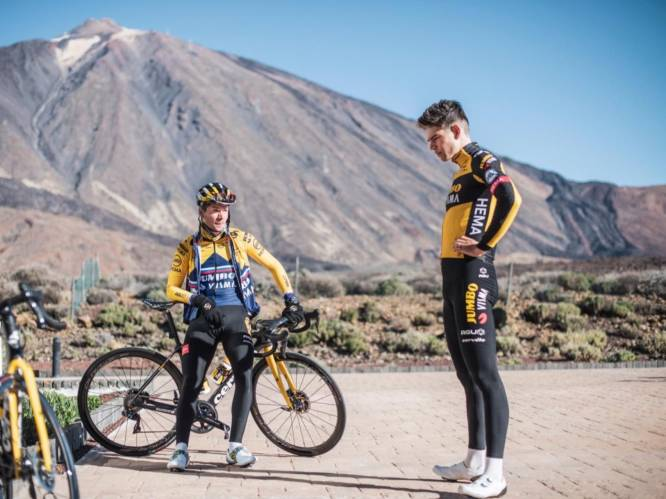 """De indrukwekkende hoogtestage van Wout van Aert, met een kleine Ronde van Frankrijk en looptrainingen, ontleed: """"Hij heeft keihard gewerkt"""""""