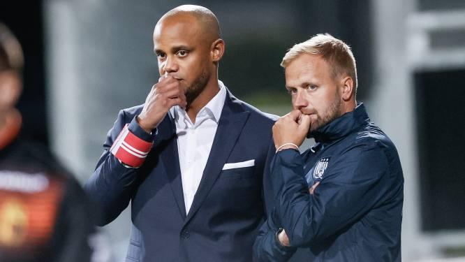 Anderlecht moet alweer afscheid nemen van assistent-coach Aaron Danks