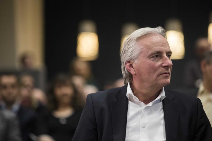 Hans Smolders, lijstduwer van Forum voor Democratie in Brabant.