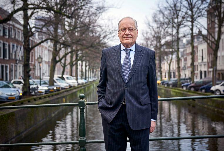 Wim Deetman. Beeld Phil Nijhuis