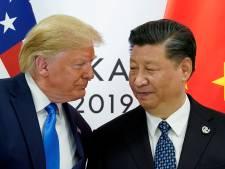 """Donald Trump ne veut pas parler à Xi Jinping """"pour le moment"""""""