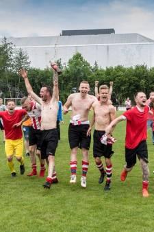 Terug naar de tijd van de kampioensfeesten in het amateurvoetbal (slot)