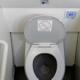 Dode baby gevonden in het toilet van een vliegtuig