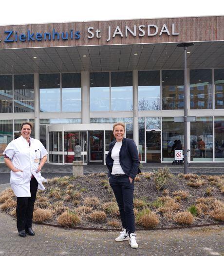 Coronapatiënten van St Jansdal in Harderwijk mogen sneller naar huis: 'Maar wij houden ze goed in de gaten'