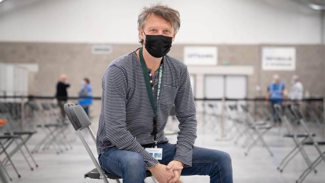 """Vaccinatie-coördinator Chris Van Tongelen: """"Geen begrip meer voor het amateurisme van de overheid"""""""