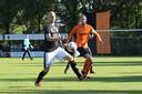 Elmo Lieftink in duel tegen Voorwaarts