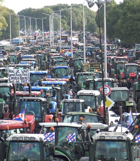 De mopperende boer is van alle tijden, maar deze opstand gaat de geschiedenisboeken in