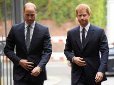 William et Harry démentent leurs mauvaises relations