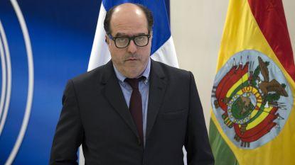 "Internationaal opsporingsbericht tegen Venezolaanse oppositieleider die ""brein is achter aanslag op Maduro"""