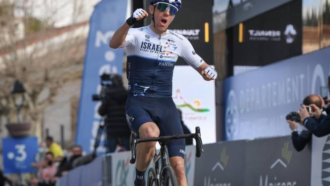 Michael Woods ontbindt zijn duivels in tweede etappe Tour du Haut Var
