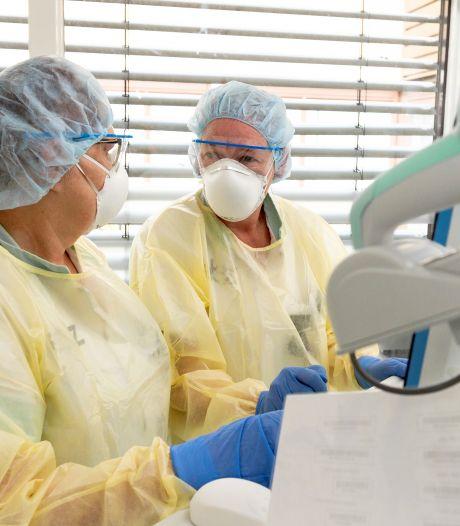 Nog eens 59 patiënten op IC, nu 546 bedden bezet: We zijn 'in control'