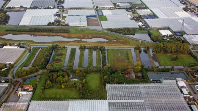 Ook Kraaiennest en Zeven Gaten in De Lier bij Bijzonder Provinciaal Landschap Midden-Delfland
