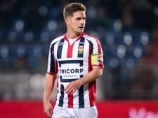 Jordens Peters na bijna een jaar weer bij wedstrijdselectie Willem II