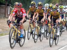 López wint koninginnenrit Vuelta, maar rode trui Roglic geen moment in gevaar