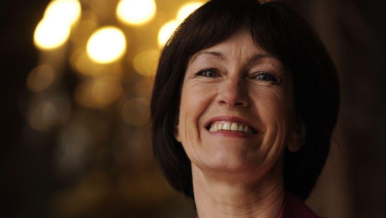 Laurette Onkelinx. Beeld AFP