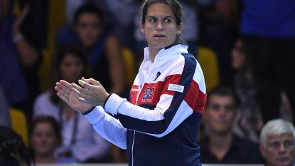 Amélie Mauresmo gaat Lucas Pouille trainen en wordt geen teamkapitein Davis Cup