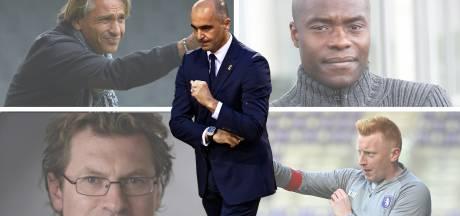 """De """"pas du tout flexible"""" à """"impossible de le critiquer"""": Roberto Martinez est-il trop têtu tactiquement?"""