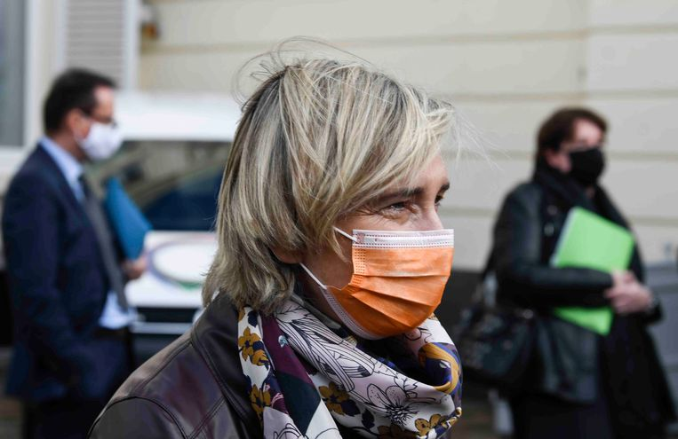 Vlaams minister van Werk Hilde Crevits: