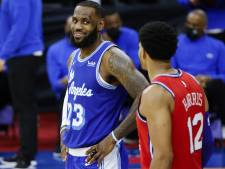 Remontada et panier décisif dans le money time: choc à suspense entre les Sixers et les Lakers