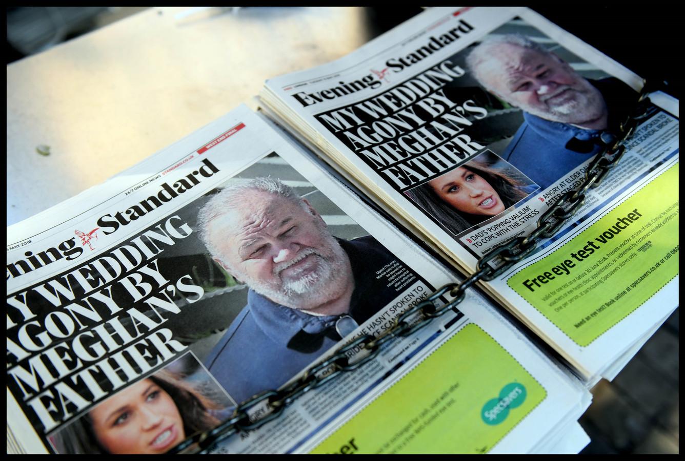 De hertogin zit nog steeds verwikkeld in een rechtszaak tegen het Britse mediabedrijf Associated Newspapers, over artikelen die tabloidkrant Mail on Sunday had gepubliceerd.
