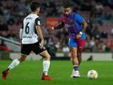 Barça komt op gelijke hoogte tegen Valencia na combinatie Fati met Memphis