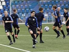 Oefenwedstrijd tussen NAC en FC Den Bosch achter gesloten deuren