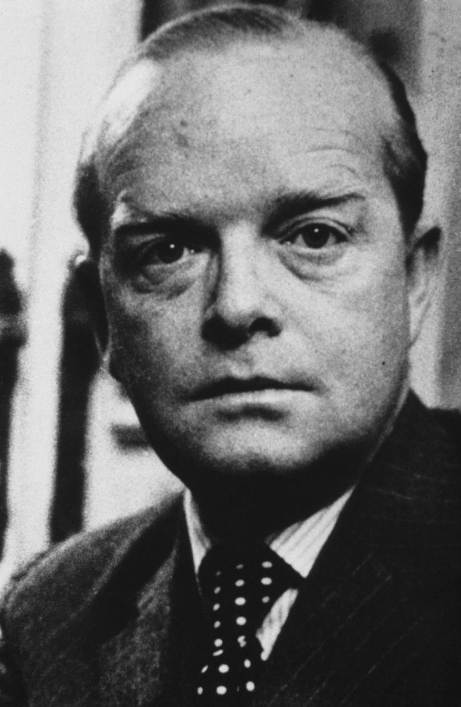 Truman Capote werkte alleen liggend, al sigaretten puffend en koffie/sherry/martini slurpend. Beeld Belgaimage