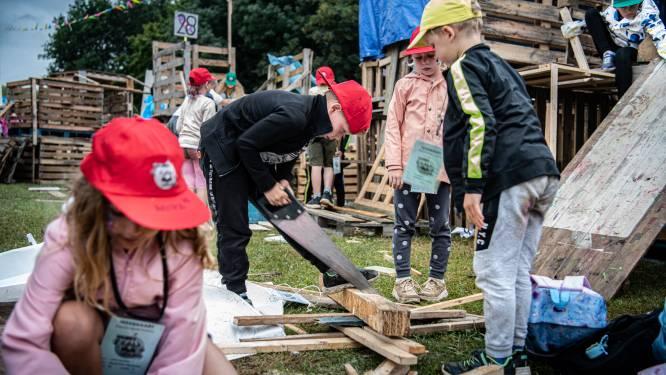Corona-editie Okie Dokie Dorp Wijchen met minder vrijwilligers, om 1,5 meter afstand te kunnen houden