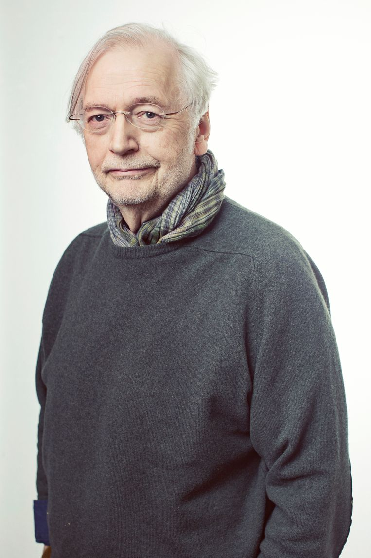 Rik Van Cauwelaert. Beeld Jef Boes
