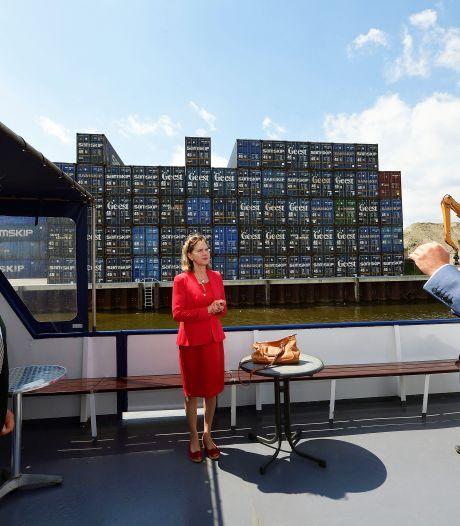 Bergse haven wil meer schepen ontvangen: 'Minister,  help ons om onze positie beter te benutten'