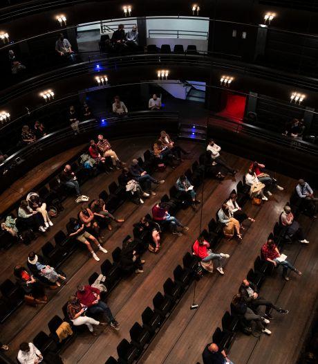 Très bons résultats après les événements-tests du Théâtre royal flamand, une réouverture complète réclamée