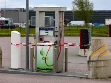 Tankstation in Apeldoorn afgesloten na duidelijk hoorbaar sissend geluid: mogelijk gaslek