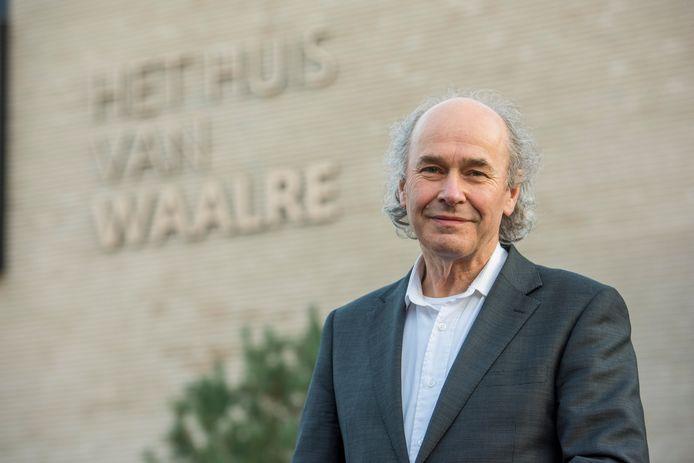 Wethouders Maarten Pieters is binnen het zakencollege dat november vorig jaar aantrad verantwoordelijk voor de financiën van Waalre.