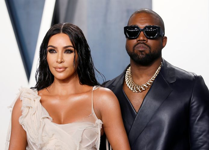 Kardashian en Kanye West