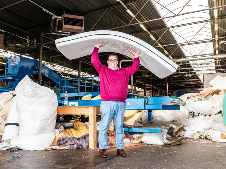 'Matrassenkoning' Nanne Fioole uit Nieuwerbrug breidt bedrijf verder uit