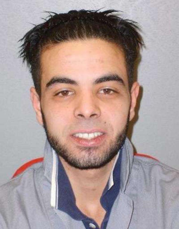 Haar vriendje, Mohamed Johri, werd gisteren opgepakt.