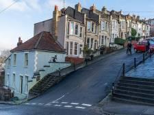 La maison de Bristol sur laquelle une oeuvre de Banksy vient d'être trouvée n'est plus à vendre