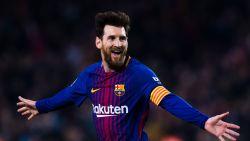 FT buitenland: Ruime zeges voor Real en Barça, Messi wéér record rijker, Vermaelen maakt comeback - Monaco geeft 1-3 weg, Tielemans halfweg vervangen