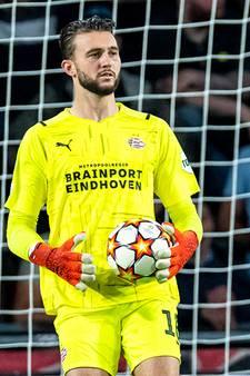 PSV tegen Feyenoord: vergrootglas Louis van Gaal ligt op Joël Drommel en Justin Bijlow