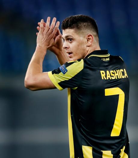 Werder Bremen betaalt circa 10 miljoen euro aan Vitesse voor Rashica