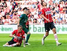 PSV in eigen huis finaal te kijk gezet door Feyenoord, veel onbegrip over wissels Schmidt