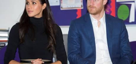 Harry en Meghan doen afstand van titels en krijgen geen toelage meer