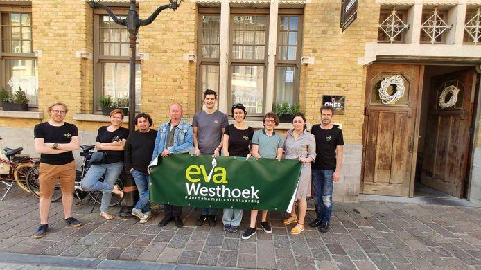 Restaurant Den Olifant ontving de vegan friendly-sticker.